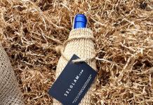 Jak zapakować butelkę z winem